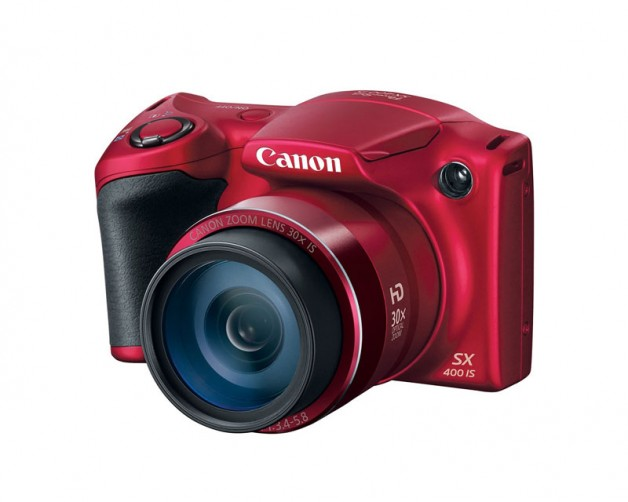 Canon-PowerShot-SX400-IS-Red