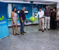 Movistar Venezuela recibe su premio como Empresa de Servicios del Año