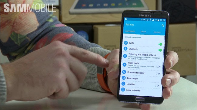 ROM de Android 5.0 Lollipop para el Samsung Galaxy Note 3