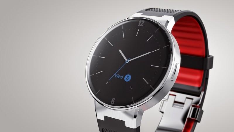 Alcatel Onetouch lanza completa línea de relojes inteligentes