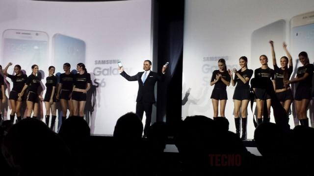 Lanzamiento Samsung Galaxy S6 Venezuela