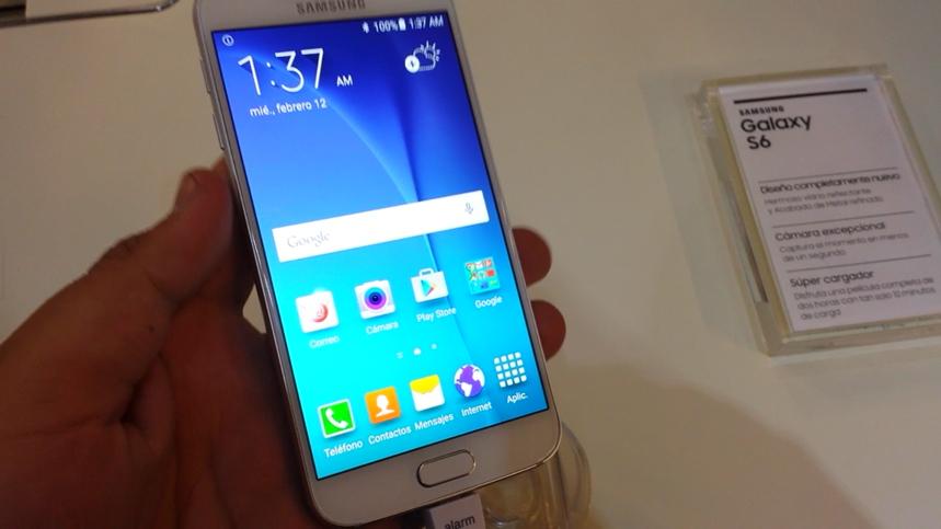 Los mejores trucos del Samsung Galaxy S6