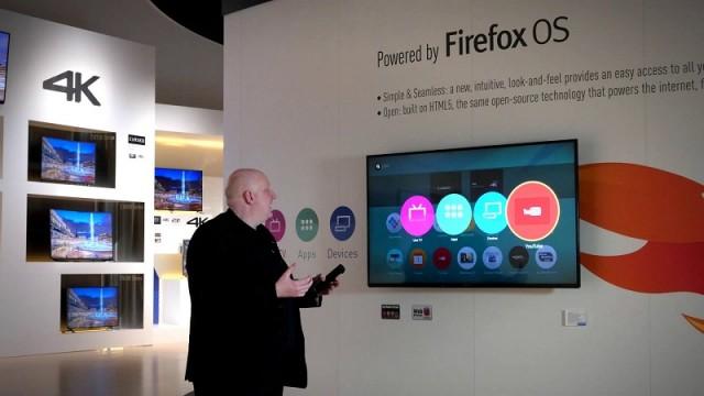 panasonic smart tv firefox os