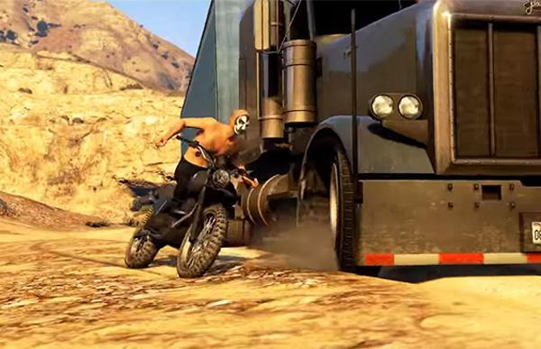 Mad Max Fury Road GTA V