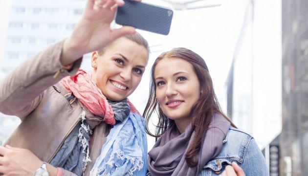 Trucos para tomar las mejores selfies