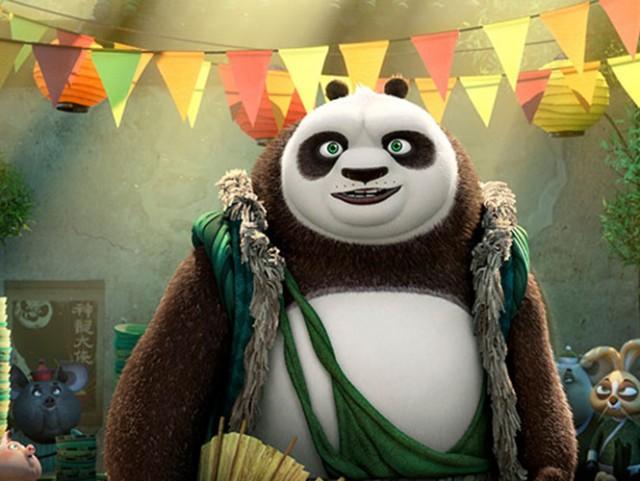 kung fy panda