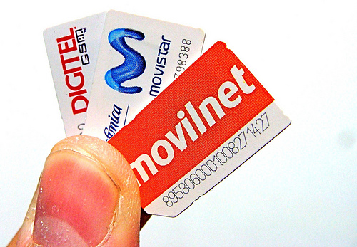 movilnet digitel movistar sim