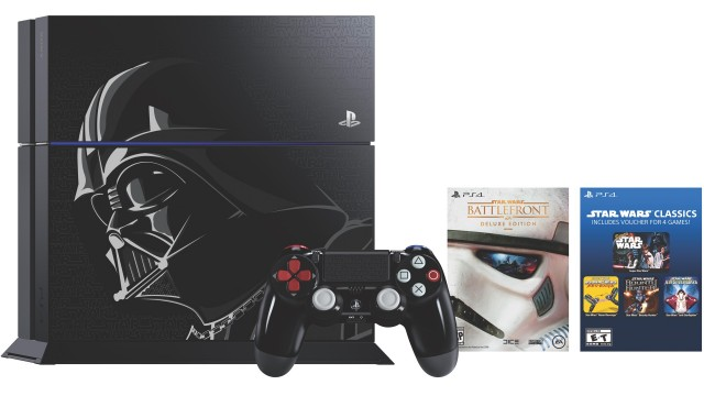 star wars limited edition for ps4
