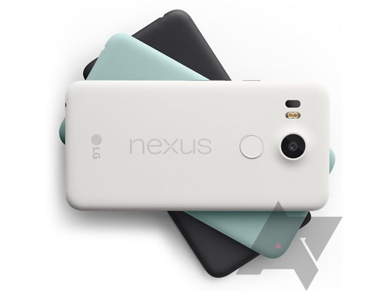 Nexus 5X blanco
