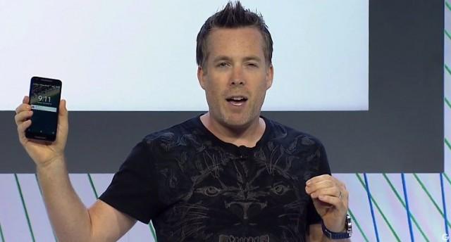 Nexus 5X presentacion