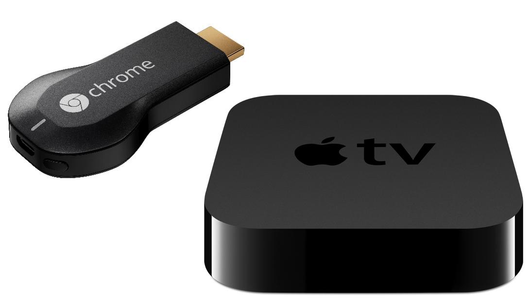 Amazon dejara de vender el Chromecast 2 y el Apple TV