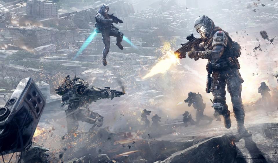 Titanfall celebra sus 10 Millones de Jugadores