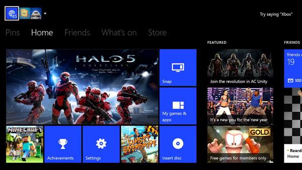 Xbox One recibirá a Cortana en el 2016