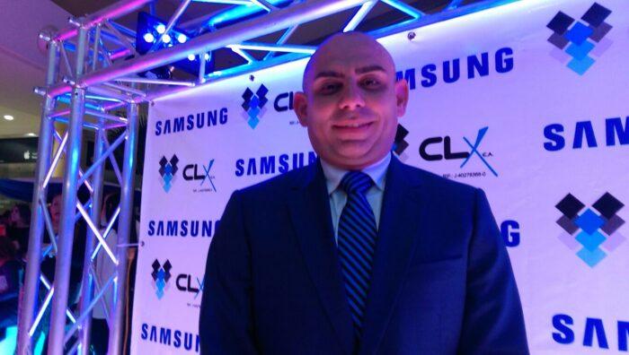 Nasar Dagga, presidente de CLX