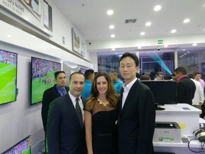 CLX Samsung Experience Store en Barquisimeto