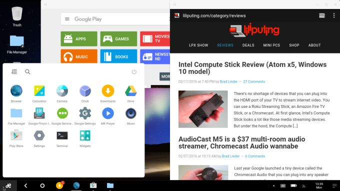 REMIX OS PLAY STORE