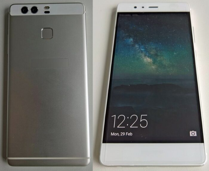 huawei p9 especifcs