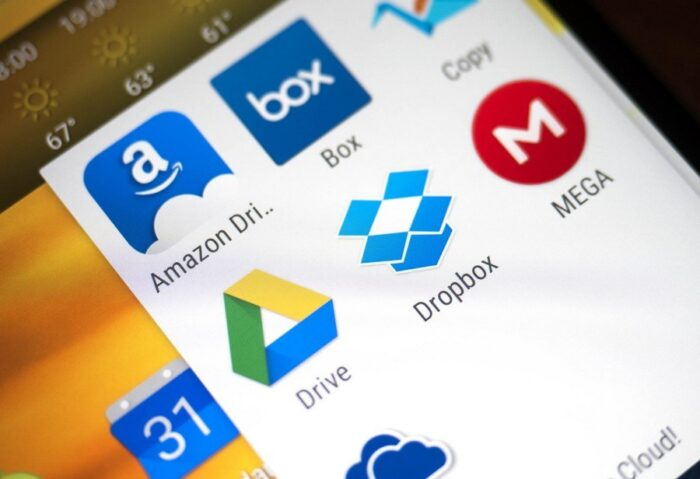 android-cloud-storage