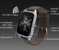 Asus Zenwatch 2 el smartwatch más deseado del momento