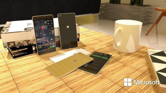concepto lumia 760