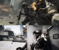 Comparación entre Call of Duty y Battlefield 1