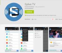 Cómo descargar Splive TV en smartphone o PC