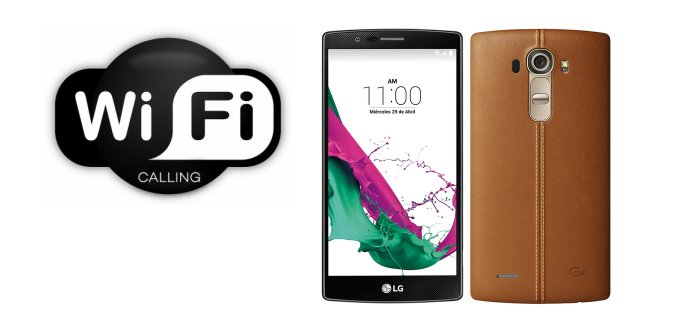 lg g4 wi-fi calling at&t