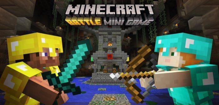 minecraft update 1.28 battle