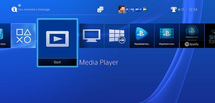 ps4 media player 2.0