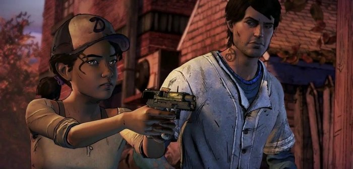 telltale walking dead season 3 trailer e3 2016