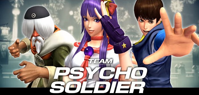 kof 14 gameplay team psycho