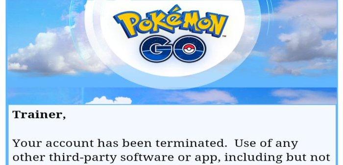 pokemon go cuenta cancelada