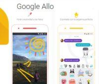 Google Allo: Nuevo servicio de mensajería disponible ya