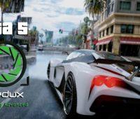 Actualización gráfica de GTA 5 Redux y fecha de lanzamiento para el DLC Biker de GTA V