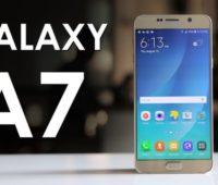 Samsung Galaxy A7 (2017): Fecha de lanzamiento, características técnicas y precio