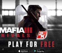 Mafia 3 Rivals disponible ya gratis para iOS y Android