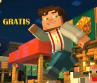 Minecraft Story Mode EP1 ahora gratis para PS4, PS3, Android y iOS