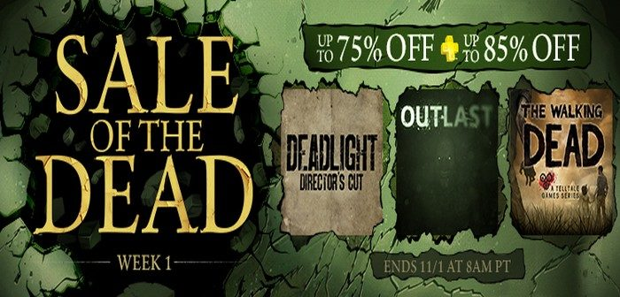 playstation store sale of the dead