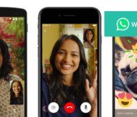 Videollamadas en WhatsApp disponibles con update 2.16.17