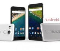 Google confirma update Android 7.1.1 para Nexus 6, 6P, 5X y otros