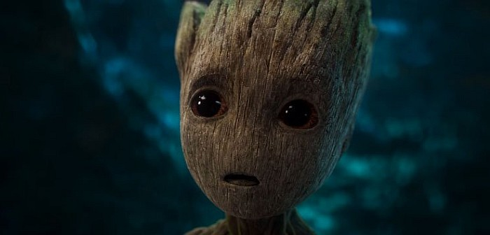 guardianes de la galaxia 2 trailer baby groot