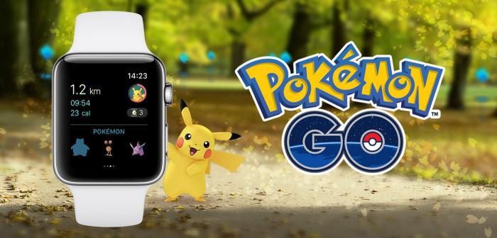 descarga pokemon go apple watch