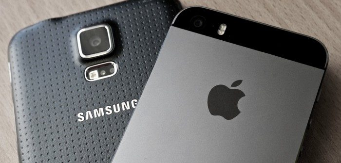apple vs samsung demanda patente