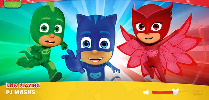 disney junior app para android tv