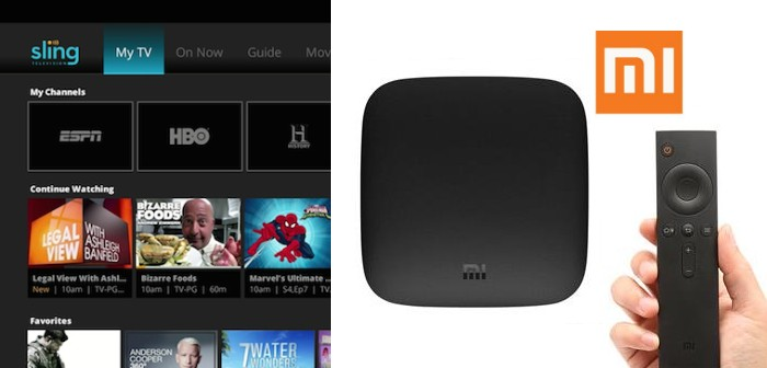 mi box 3 sling tv android tv