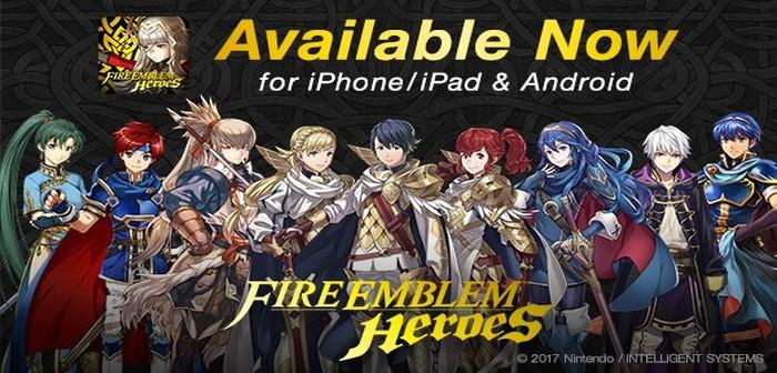 descargar fire emblem heroes gratis