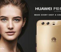 Huawei P10 y P10 Plus anunciados: Especificaciones, fotos y precio (oficial)