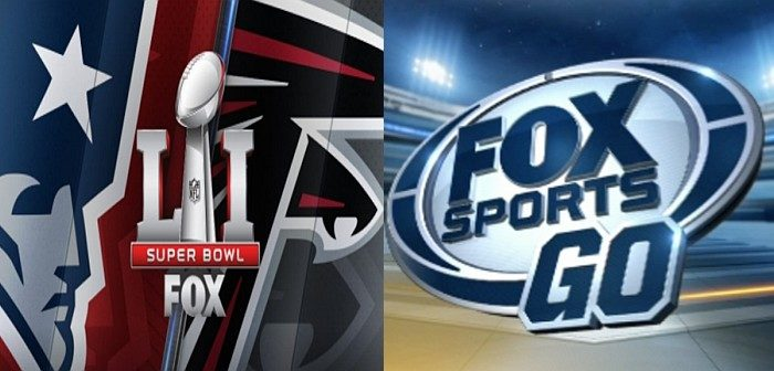 super bowl 51 en vivo fox sports go
