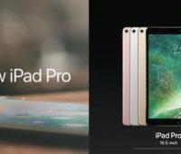 Nueva iPad Pro con pantalla de 10.5 pulgadas y HDR fue anunciada hoy