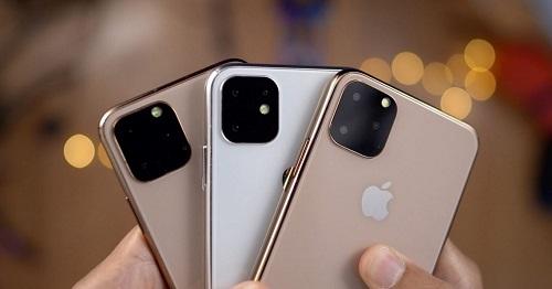 Apple lanzará tres nuevos modelos iPhone para este año